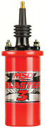 Msd 8223 Red Blaster 3 45000 Volt Ignition Coil Oil Filled Canister Each