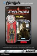Star Wars Vc000 Yak Face - Potf Barg-figure Unpunched Moc 2018 Free Shipping