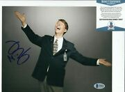Jack Mcbrayer Signed 30 Rock Kenneth Parcell 8x10 Photo Beckett Bas T295557