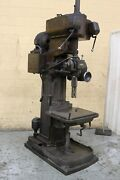 25 Fosdick Single Spindle Heavy Duty Drill Yoder 72820