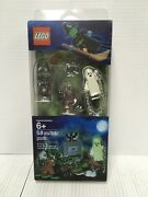 Lego Halloween Minifigure Accessory Set 850487 Ghost/zombie/witch/grave Retired