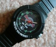 New/rare Vintage Traditional Hard Rock Cafe Dallas Ladys Hard Rock Cafe Watch