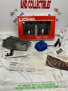 Lionel 6-5027 Pair Of Manual O27 Switches With Instructions. 13a