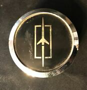 Vintage Oldsmobile Steering Wheel / Rally Wheel Center Cap- 1960and039s-1970and039s Emblem