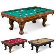 87inch Brighton Billiard Wooden Table Cues Classic Sport Home Indoor Family Game