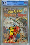 Brave And The Bold 54 Cgc 8.5 -- 1st App And Origin Teen Titans Bob Haney