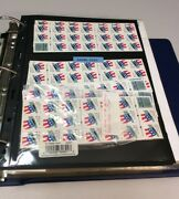 U.s. Stamp Collection Extensive Booklets And Coils Rare Numbers 1516.02 Face