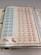 U.s. Extensive Variety Stamp Collection 1559.61 Face