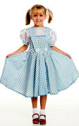 Dorothy Wizard Of Oz Costume For Kids