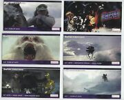 Star Wars Esb Widevision Trading Card Set Topps 1995 Inserts Promos Wrappers