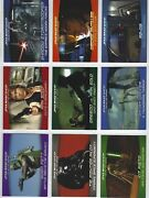 Star Wars Shop Collector Series Trading Cards Set Of 10 2006 Incredibly Rare