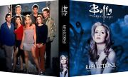 Buffy The Vampire Slayer Reflections Hs Years 3-ring Binder Trading Card Album