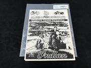 Indian Motorcycle News Chief Scout July 1984 Parts Book Manual P213