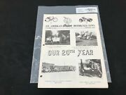 Indian Motorcycle News Chief Scout January 1985 Parts Book Manual P215