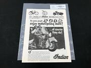 Indian Motorcycle News Chief Scout July 1988 Parts Book Manual P228