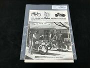 Indian Motorcycle News Chief Scout April 1989 Parts Book Manual P231