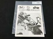 Indian Motorcycle News Chief Scout April 1991 Parts Book Manual P239