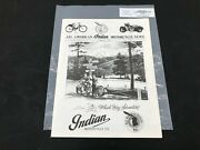 Indian Motorcycle News Chief Scout July 1993 Parts Book Manual P248
