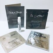 Natura Bisse Diamond Cocoon Enzyme Cleanser Sheer Eye Ultimate Shield 👏cream