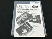 Indian Motorcycle News Chief Scout Summer 1995 Parts Book Manual P253