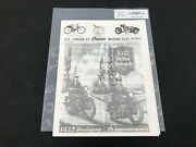 Indian Motorcycle News Chief Scout Fall 1995 Parts Book Manual P254