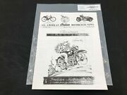 Indian Motorcycle News Chief Scout December 1998 Parts Book Manual P265