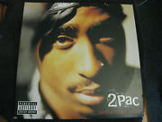 2pac - Greatest Hits 1998 Death Row Int4-90301 Missing Disc 2 Only 3lp Vg/m