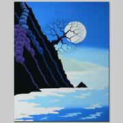 Dark Shadows Limited Edition Giclee On Canvas By