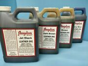 Angelus Quart Leather Dye For Shoes-boots-belts-coats-furniture-crafts