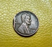 1948 P Lincoln Wheat Cent - Mint Error - See Pics. 38 Or Best Offer