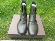 Mens Boots New Us 9.5 Cordoba Military 25539 Alp00 3216 W/ Front Padded