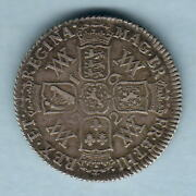 Great Britain. 1692 William And Mary - Shilling.. Re Over Et In Rex.. Avf