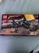 Lego Indiana Jones Fight On The Flying Wing 7683