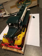 1982 The First Hess Truck/ Orig. Box. Nib W/ Both Inserts Red Switch