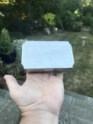 Antique Chinese Import Victorian Style Solid Silver Rare Jewellery Box