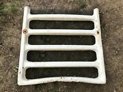 Ih Farmall 340 Row Crop Front Grille With Screen Good Solid One