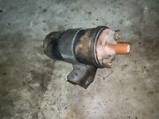 Vw Type 3 Volkswagen Tle 1973 Fastback Engine Coil And Mount 341905131b 311905115c