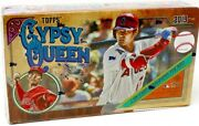 2019 Topps Gypsy Queen Baseball Hobby 10 Box Case Blowout Cards
