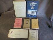 1942-1982 Masonic And Eastern Star California - Book Collection Ch