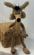 Vtg Warner Brothers Wb Mighty Star 28 Wile E Coyote Plush 1971 Wired Stuffed