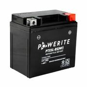 Powerite Battery Ptx5lbs-12v Mf-factory Activated Sealed Case 10