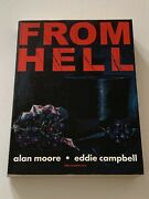 From Hell By Alan Moore And Eddie Campbell Comics 1st Collected Ed 1999