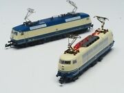 Marklin Z-scale Tee Express Double Pack Class 120.1 And 103 Electric Locomotive