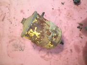 Willys Jeep Truck Overland L226 Super Hurricane Oil Filter Tank 1950and039s