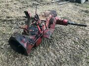 Ih Farmall 340 Row Crop Complete Trans Rear End And Ta From Running Tractor