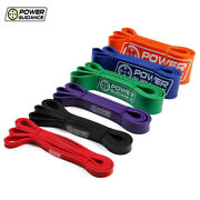 Power Guidance Pull Up Exercise Bands For Resistance Body Stretchingfitness Gym