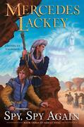 Spy, Spy Again By Mercedes Lackey English Hardcover Book Free Shipping