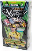 2019 Panini Victory Lane Racing Hobby 8 Box Case Blowout Cards