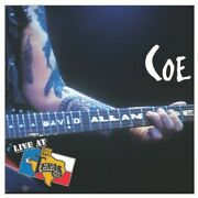 David Allan Coe Live At Billy Bobs Cd Highly Rated Ebay Seller Great Prices