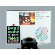 Aarco Products Wds3660 Aluminum Frame Porcelain Markerboard - Satin Anodized